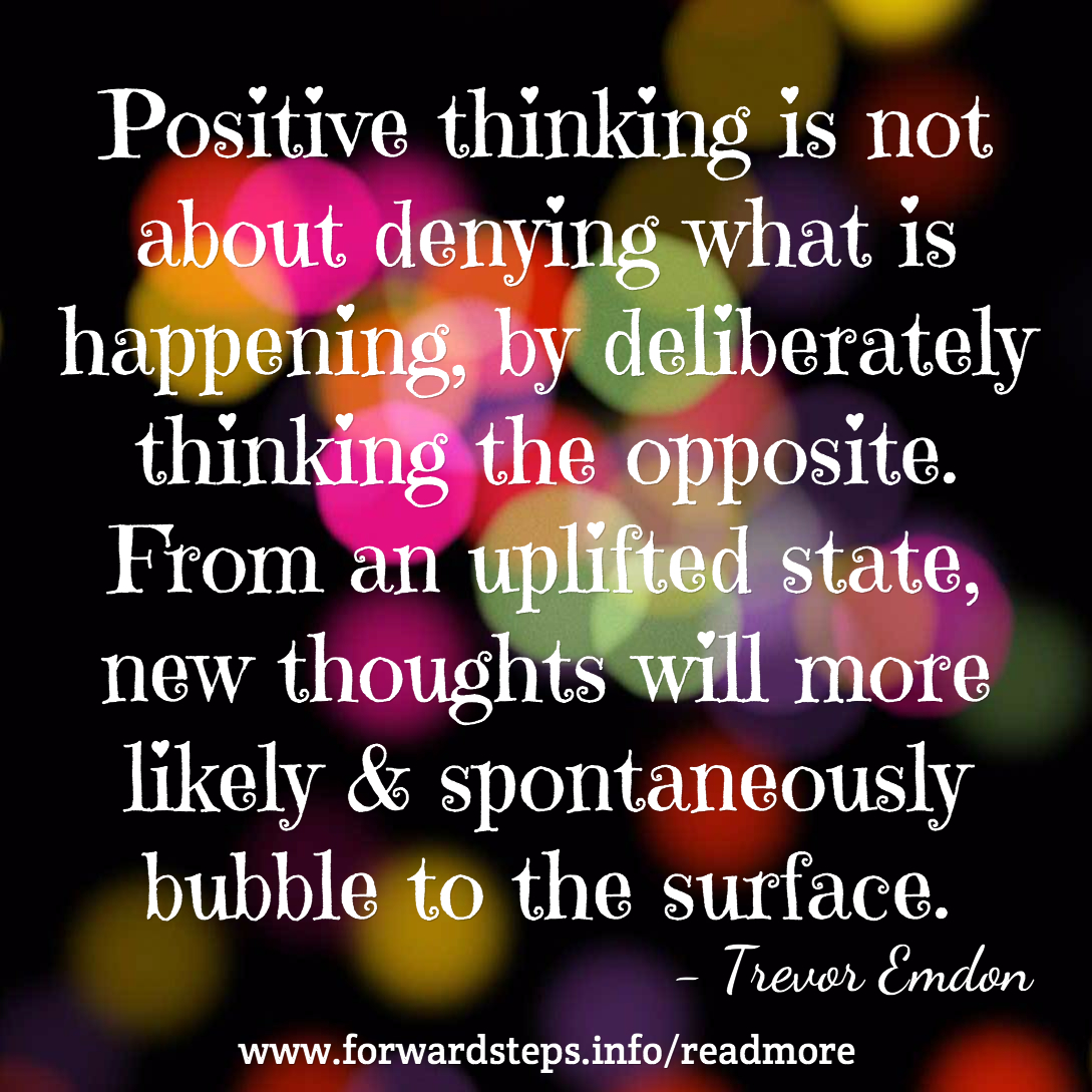 Power Of Positive Thinking by Trevor Emdon