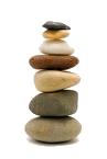 Image - meditation techniques - zen rocks
