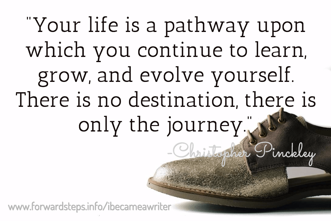Life Is A Journey Quote Feature Image