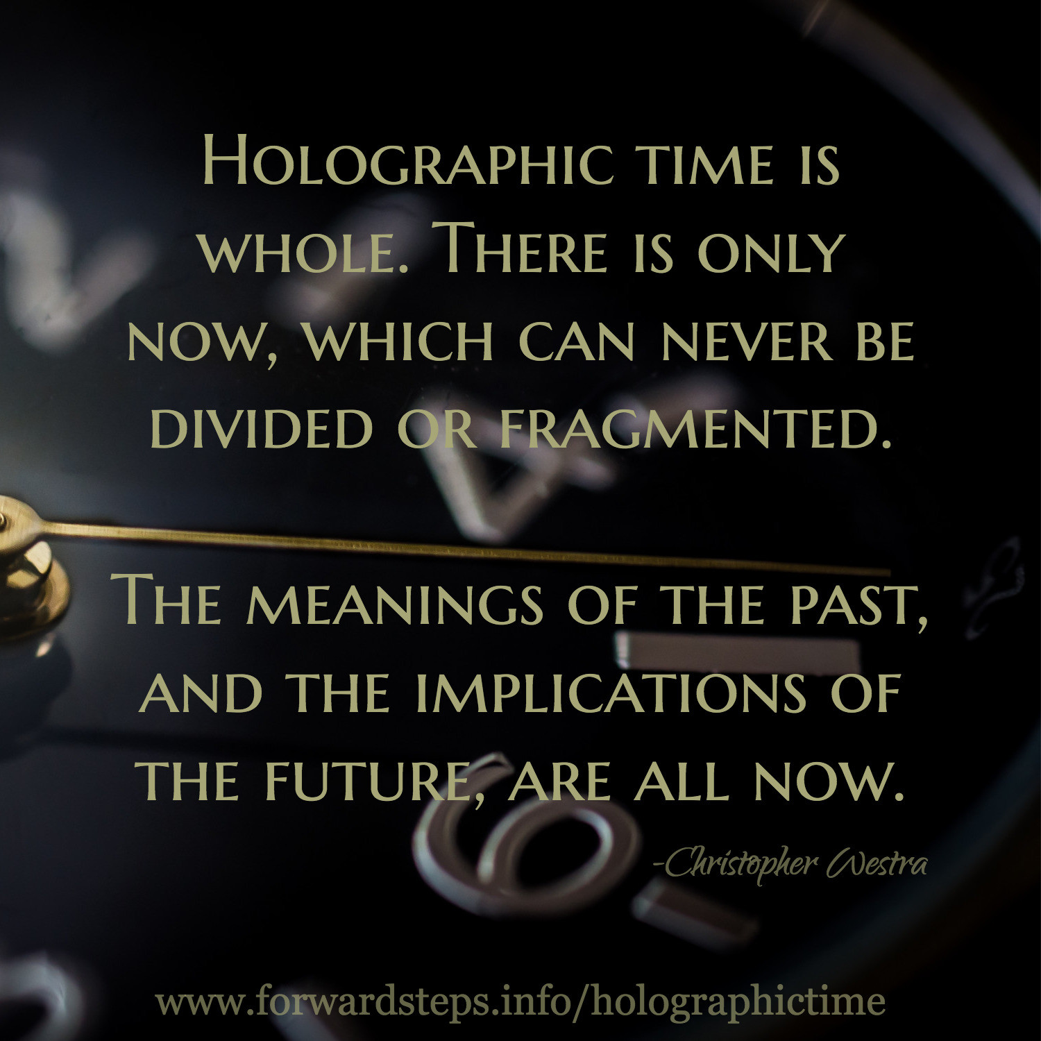 Holographic Time article image 1