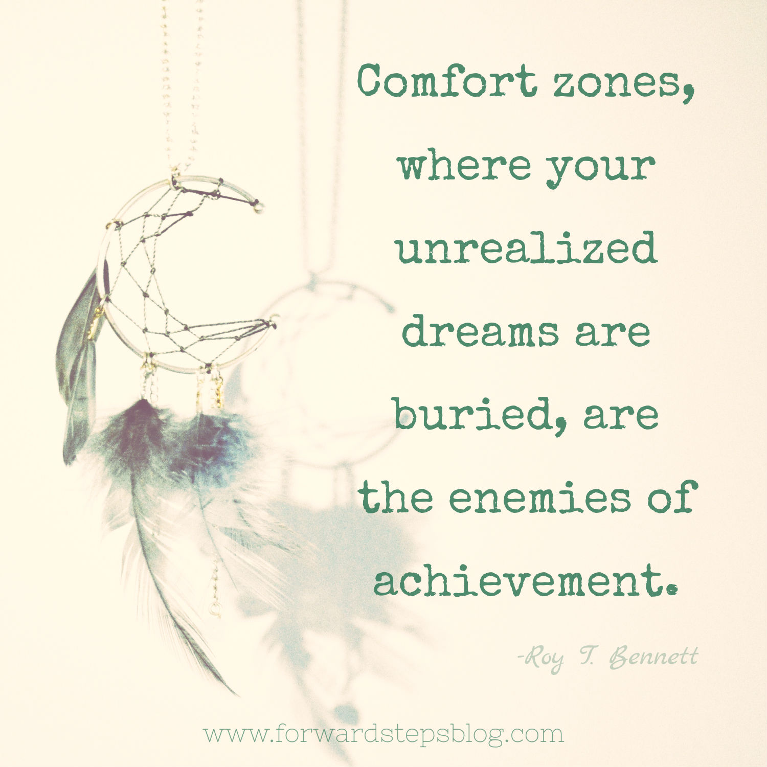 Comfort Zone - Forward Steps image_2