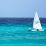 image - Small Yacht At Sea